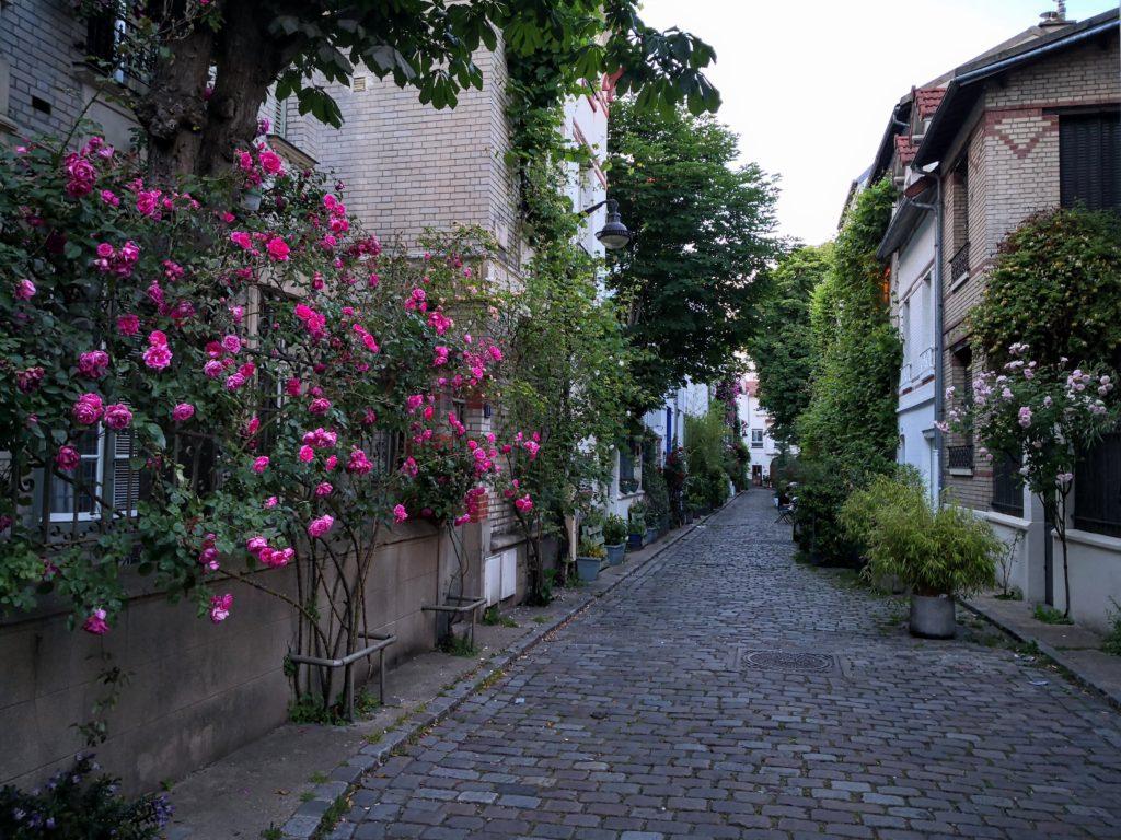 Une petite rue du 15ème