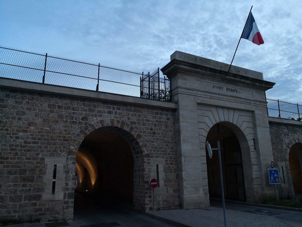 Fort d'Issy-les-Moulineaux